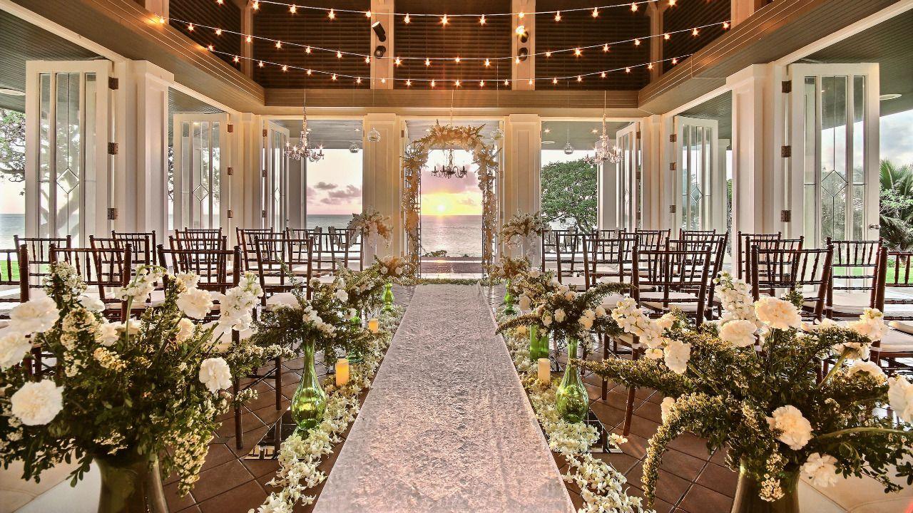 Turtle Bay - Wedding Pavilion. Indoor/outdoor. Wow I ...