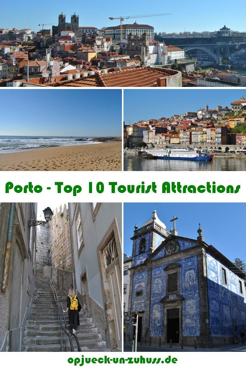 Porto Top 10 Tourist Attractions With Images Europe