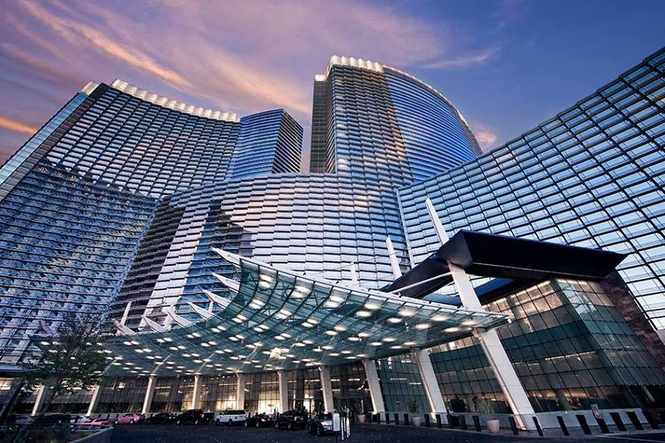 Aria Hotel And Resort In Las Vegas City Center If You Re Lv