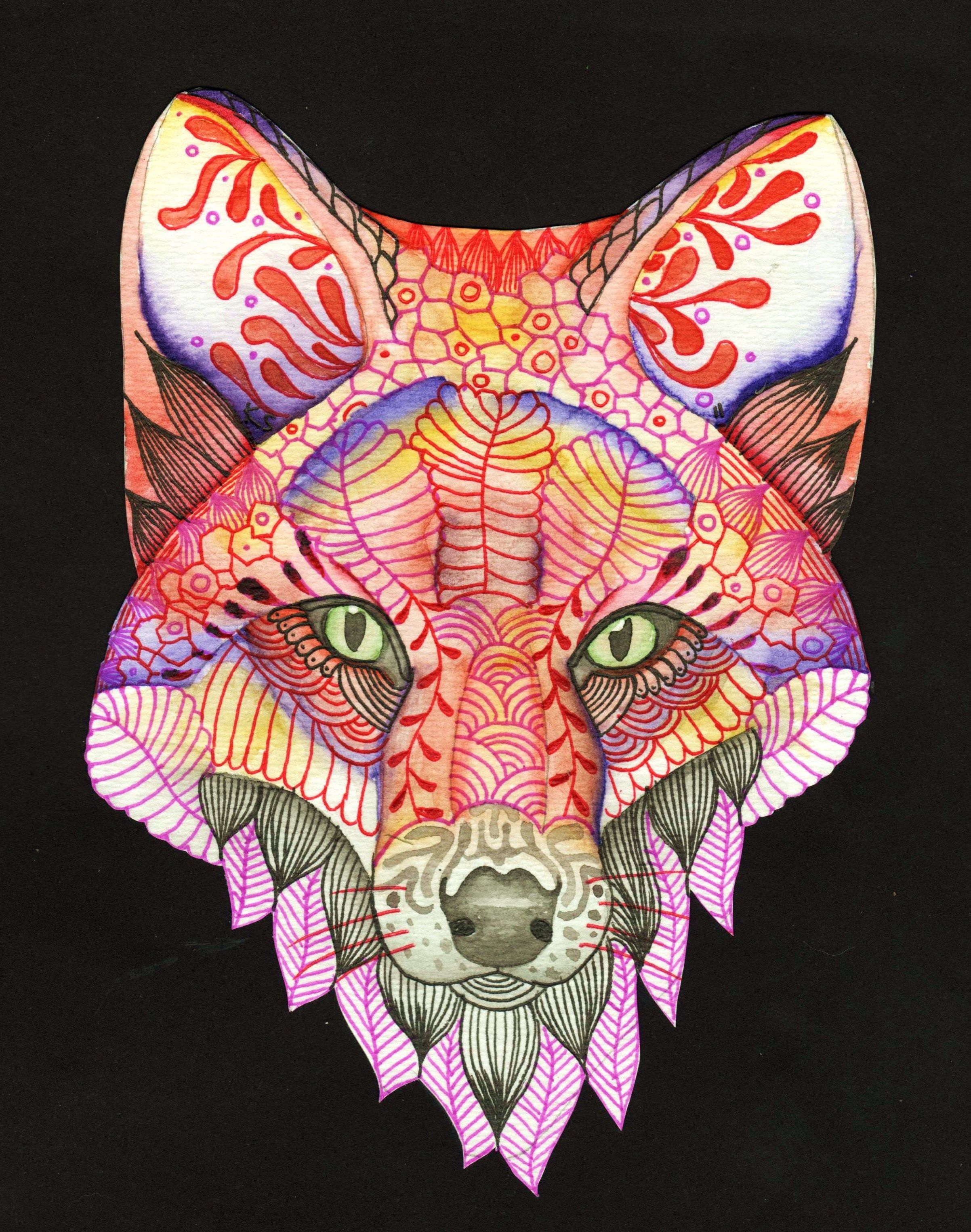 Foxes Are Honored By The Native Americans As A Symbol Of Nobility