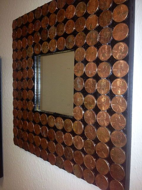 Diy Projects And Ideas For The Home Arte Con Monedas