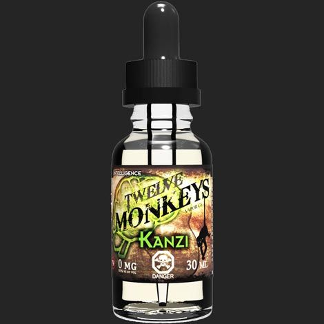 Twelve Monkeys Vapor Co  Kanzi