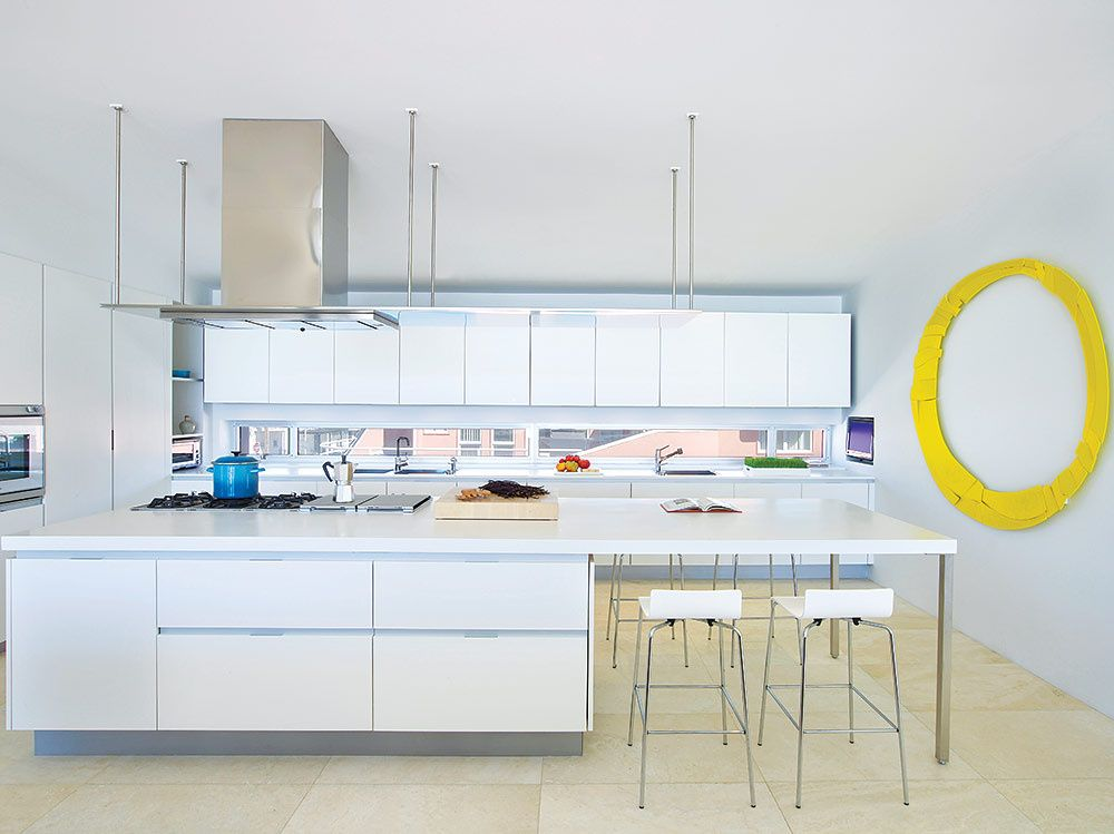 La cocina. | Galería de fotos 3 de 6 | AD MX | Cocinas | Pinterest ...