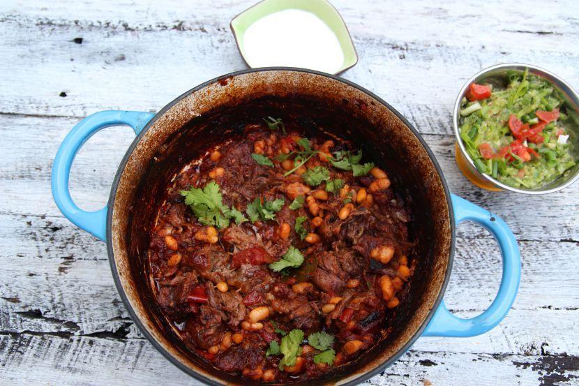 jamie oliver chilli con carne recipe