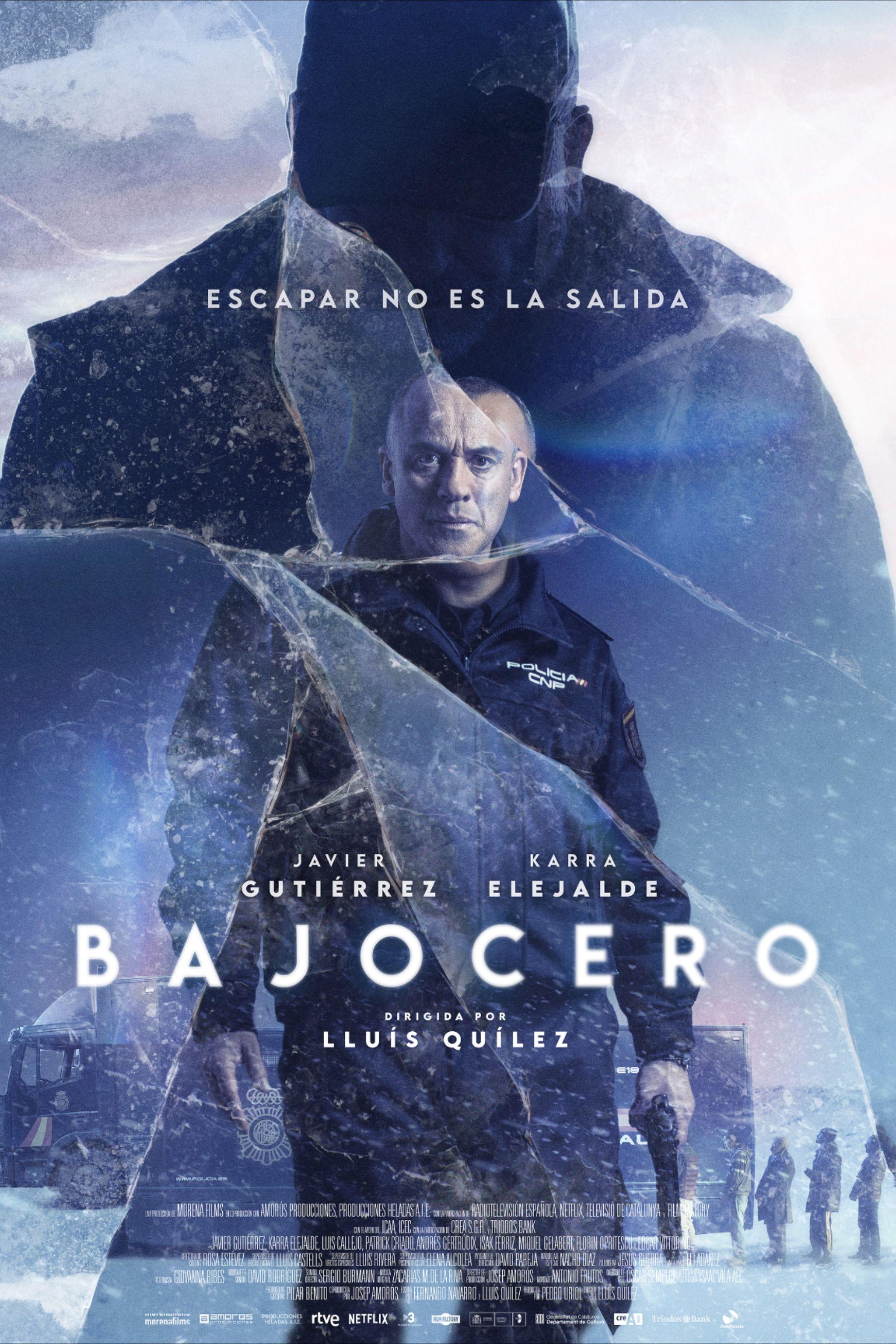 Below Zero Bajocero Filmy2day Com In 2021 Spanish Movies Movie Posters Internet Movies