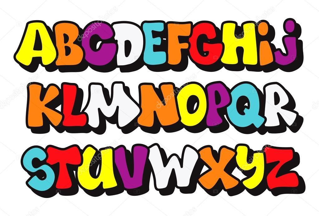 resultado de imagen para todas las letras tipo graffiti letras rh pinterest ca