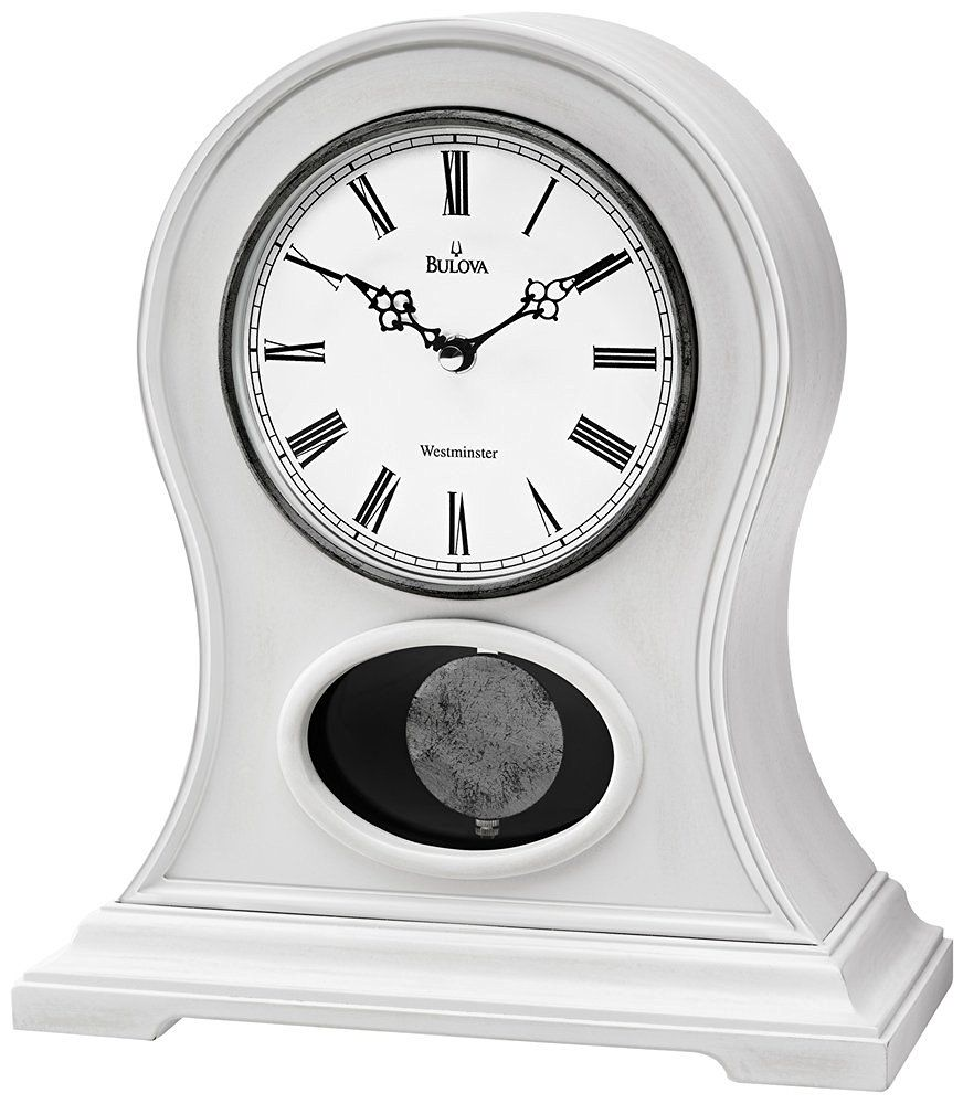 Westminster Chiming Clocks The Top 6 Selections White Mantel Clocks Mantel Clock Mantel Clocks