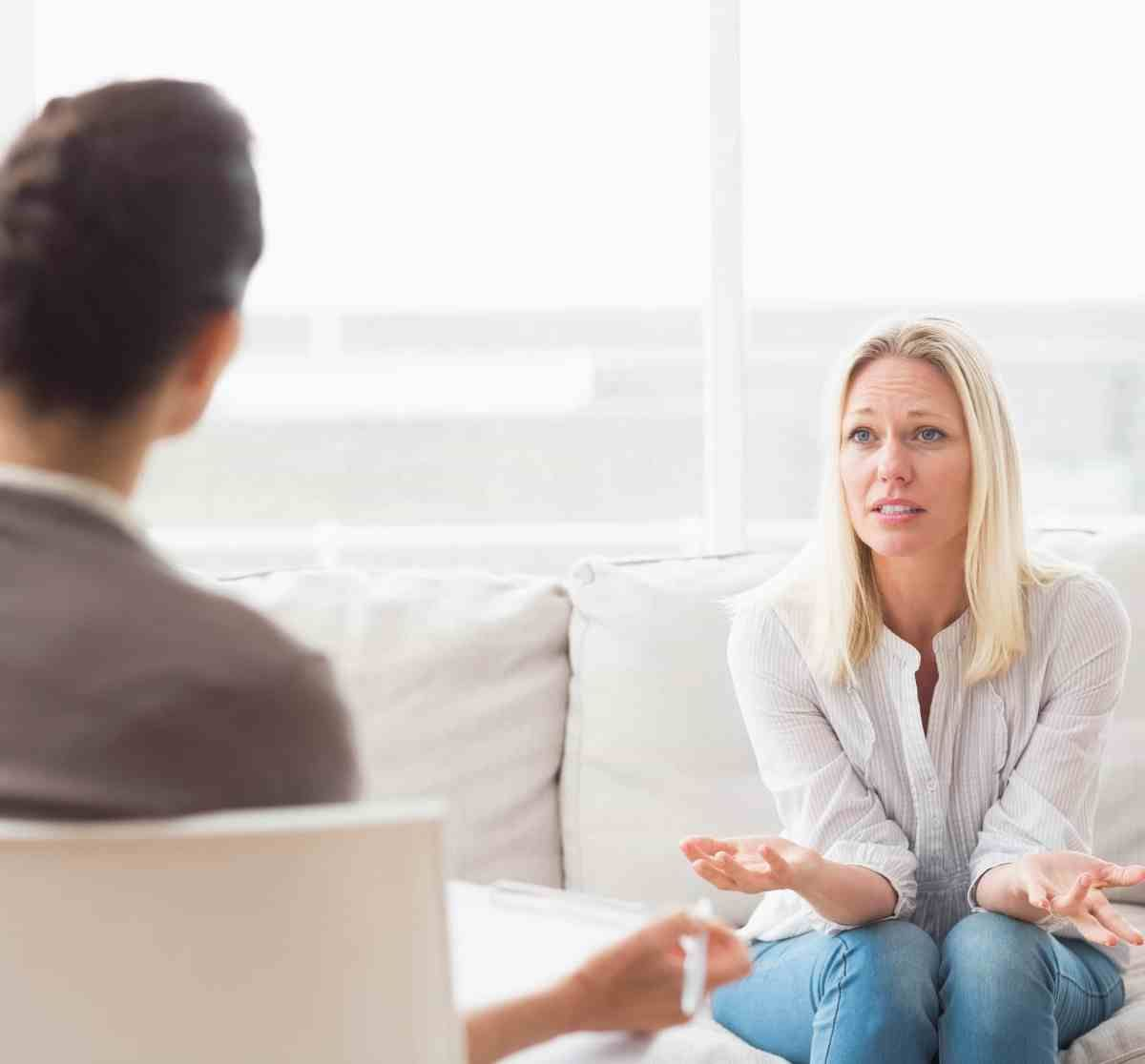 Watch The Many Benefits of Talk Therapy video