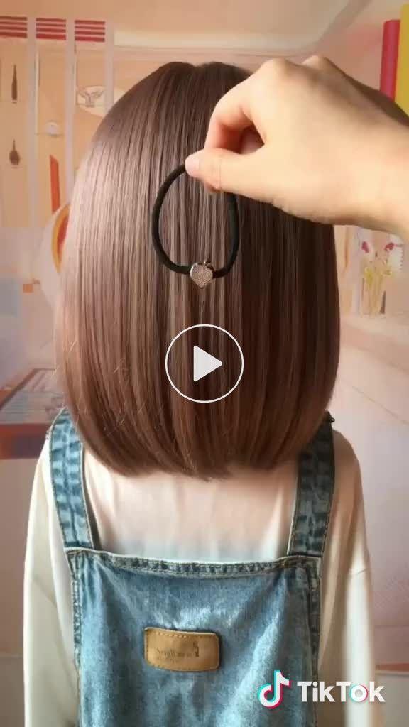 Videos de peinados de pelo corto