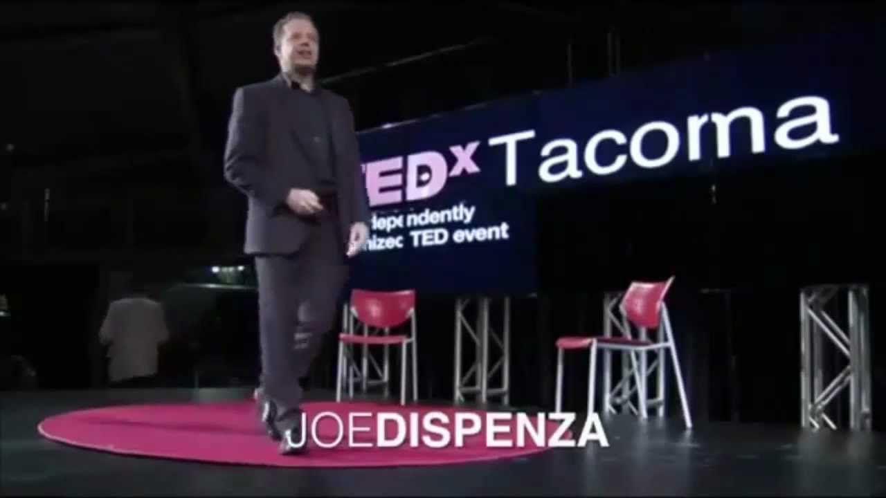Dr Joe Dispenza- TED Talks with Dr Joe Dispenza | Mind and body