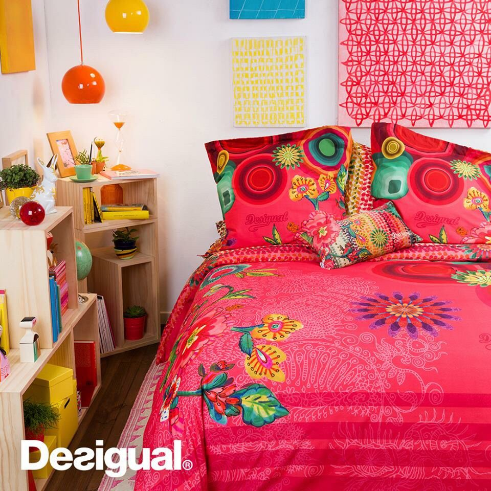 Desigual Home In 2019 Bedding Sets Bedroom Bed