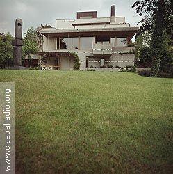 Villa zentner zurich switzerland 1967 carlo scarpa for Casa moderna zurigo