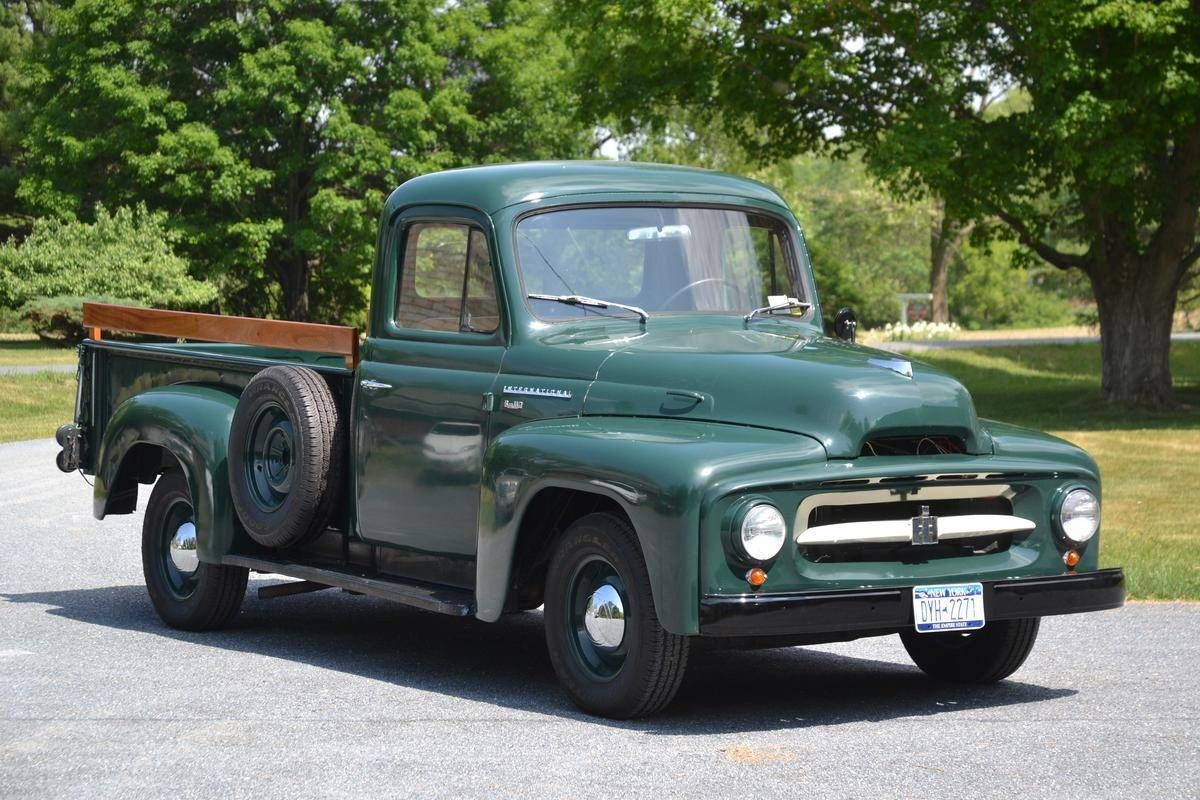 1955 International R110 For Sale Pickups Panels Vans Original Ford F100 Specifications