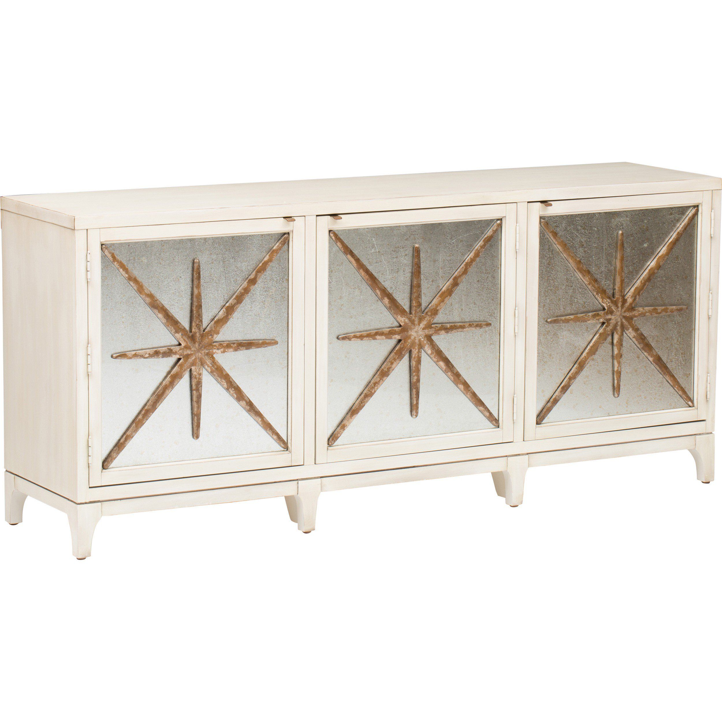 Glass console table decor  Melange Star Power Console  For the Home  Pinterest  Consoles