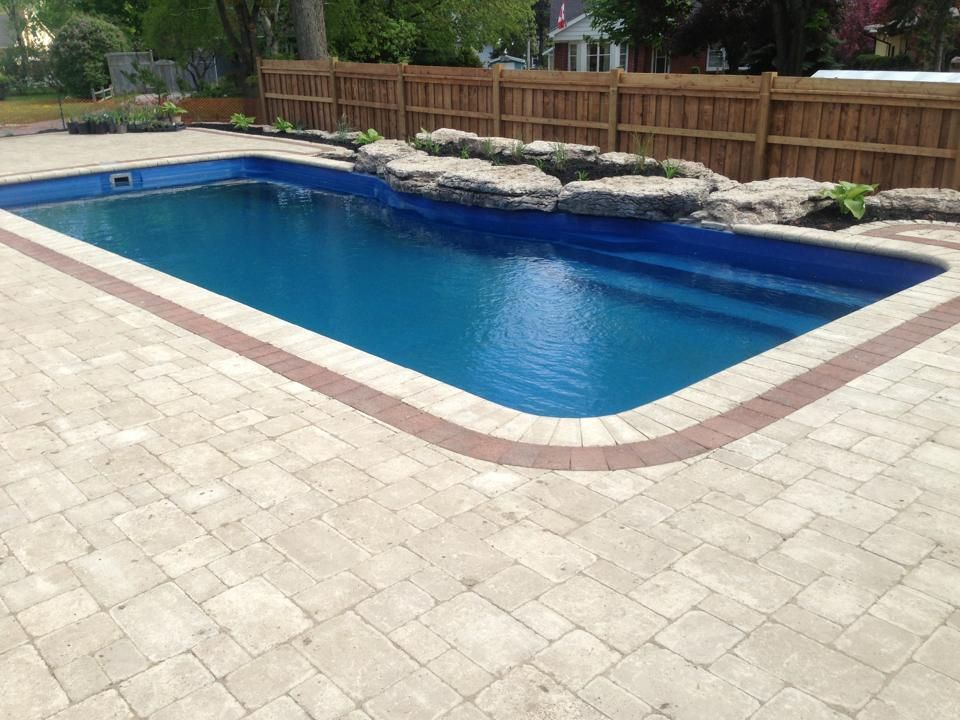 Pin By Pool Pricer On Top 50 Pool And Landscape Designs 2017 Pool Hot Tub Glass Pool Pool Patio