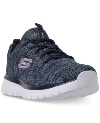 Skechers Women's Graceful Twisted Fortune Walking Sneakers