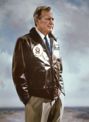 Image result for george h w bush pilot jacket