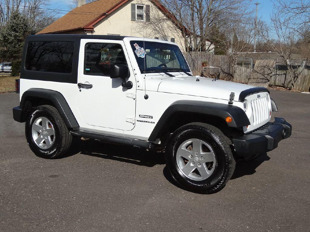 2012 JEEP WRANGLER SPORT for sale at 2012 jeep wrangler