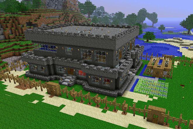 Minecraft House Designs Xbox 360 HomeAllinfo HomeAllinfo