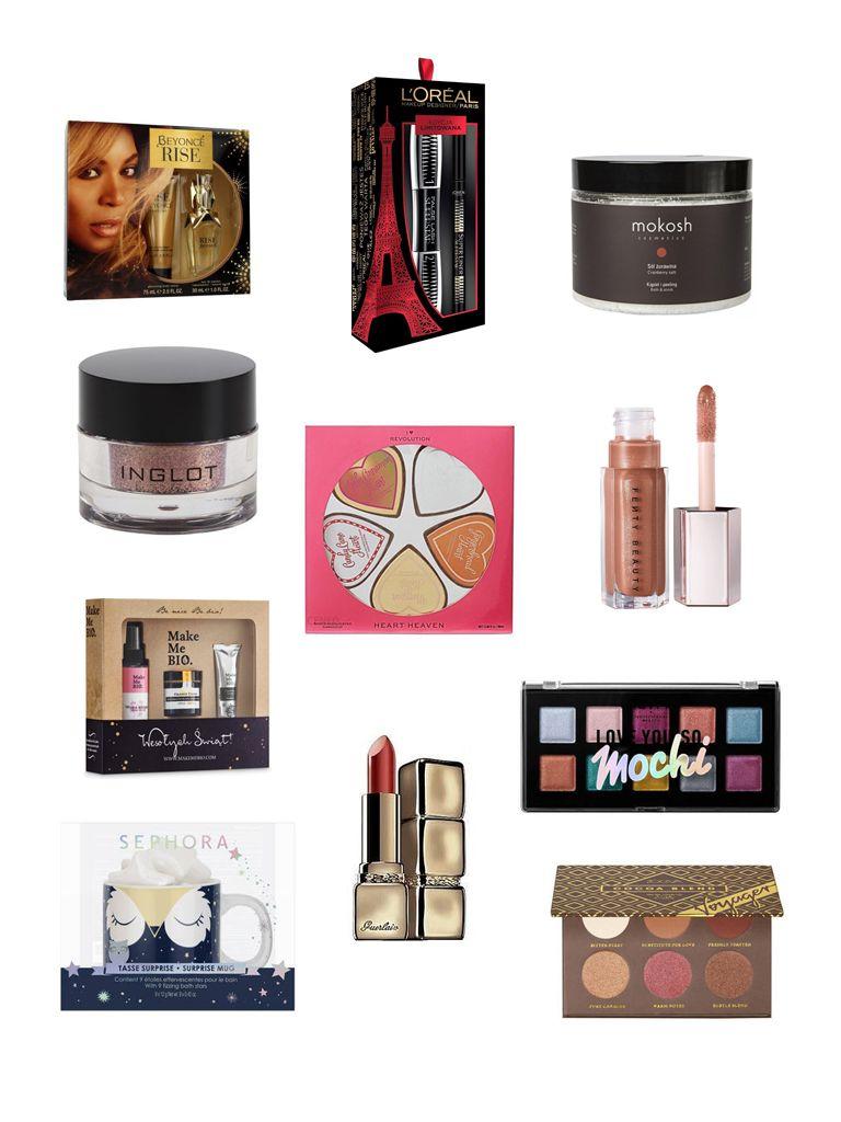 Ponad 30 Pomyslow Na Kosmetyczne Swiateczne Prezenty Dla Kobiety