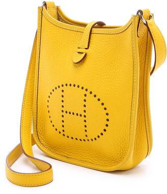 2d0d309b7c ShopStyle: Hermes What Goes Around Comes Around Evelyne I PM Bag  (Previously Owned)