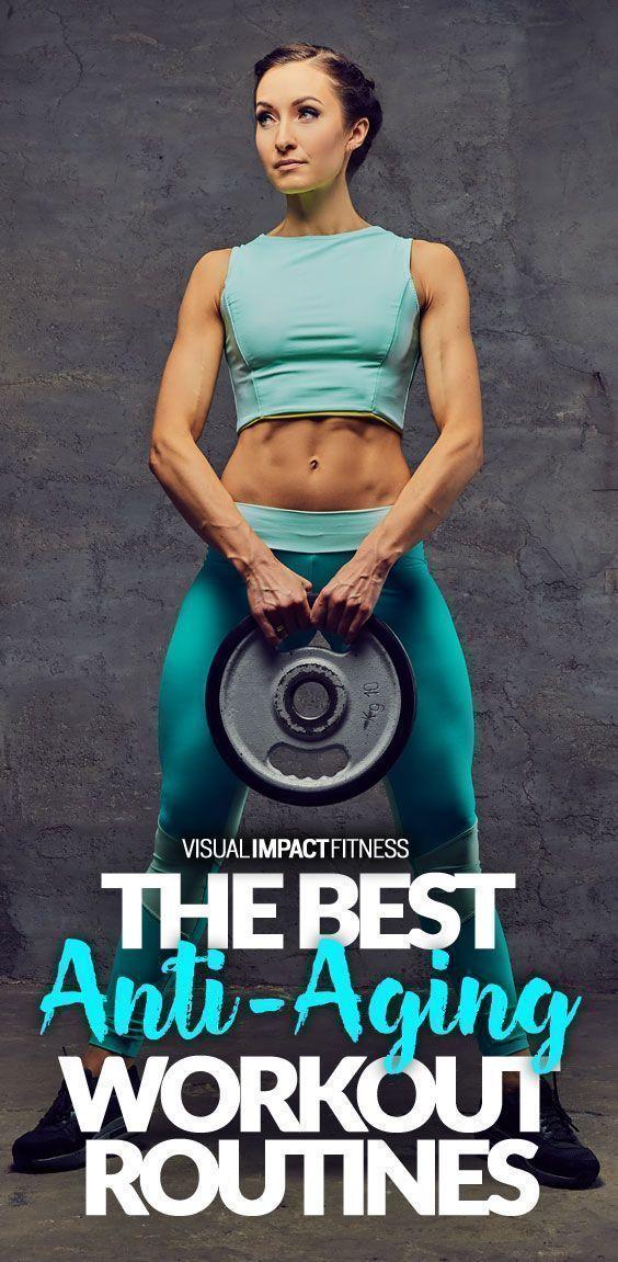 Anti-Aging-Trainingsprogramme für über 40-Jährige   - fitness - #40Jährige #AntiAgingTrainingsprogra...