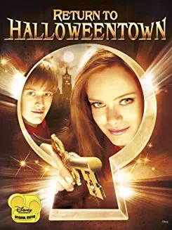 Halloweentown Halloween town, Walt disney