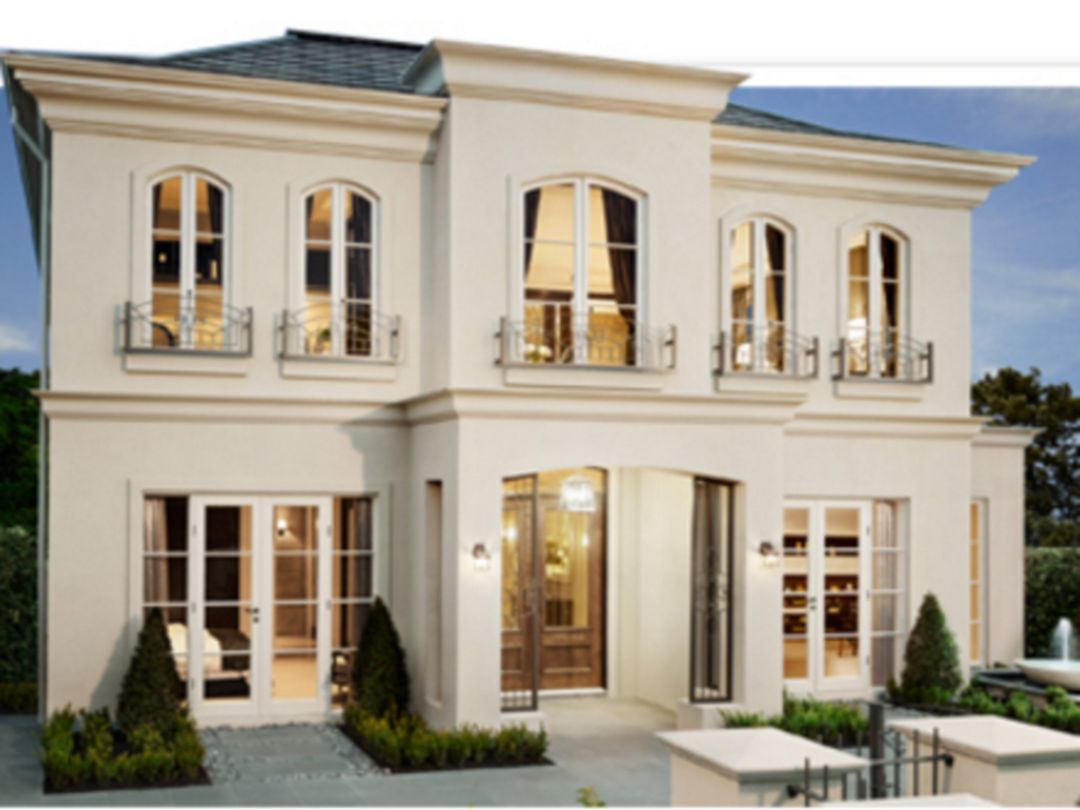 Modern french provincial country house goodsgn