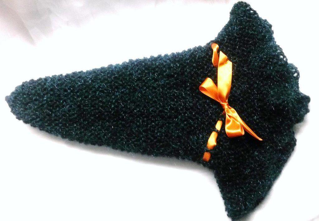 Cottage Witches Hat Knitting Pattern | Knitting Patterns | Pinterest