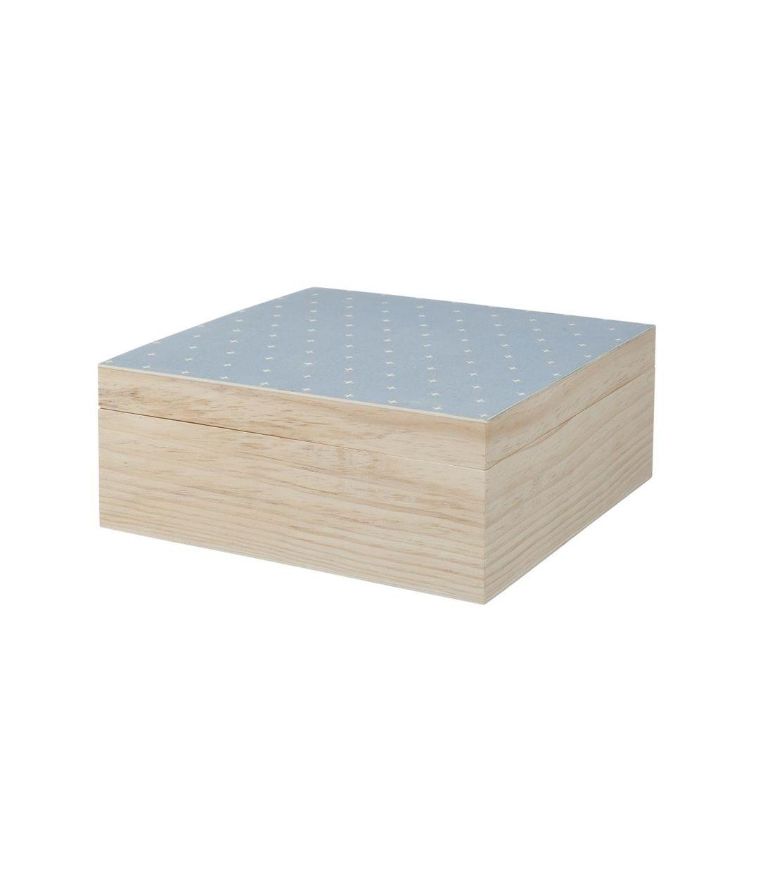 boîte 24,5 x 24,5 x 10 cm - HEMA
