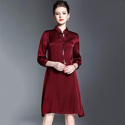 Molde vestido corto manga larga