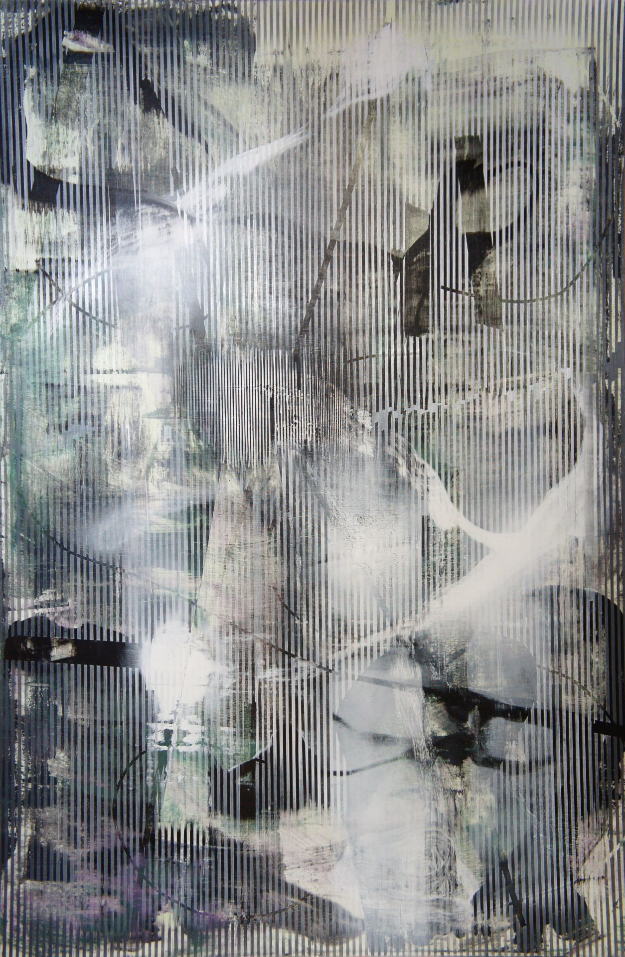 melisataylormetzger:  Melisa Tayor Metzger, The Ghosts Are Obvious Now, 2013