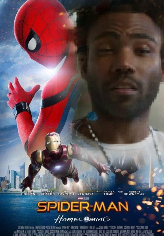 Spider-Man Homecoming Poster Parodies Image Gallery List View  Pop Culture  Homecoming -7239