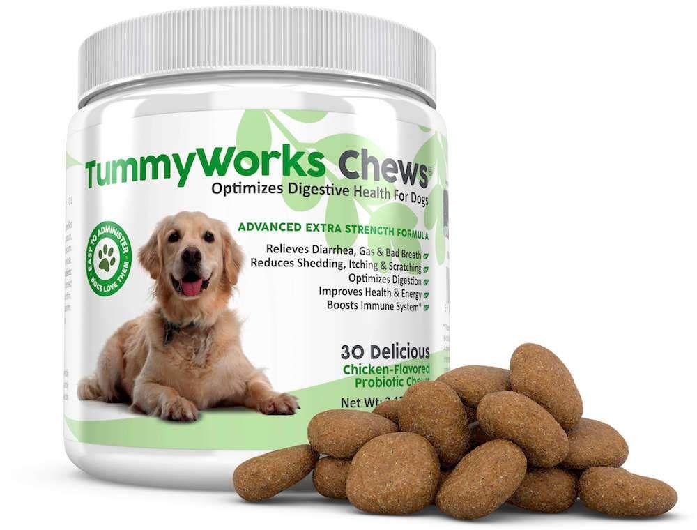 Tummyworks Chews 30ct Sample Size Order Limit 1 Per Customer