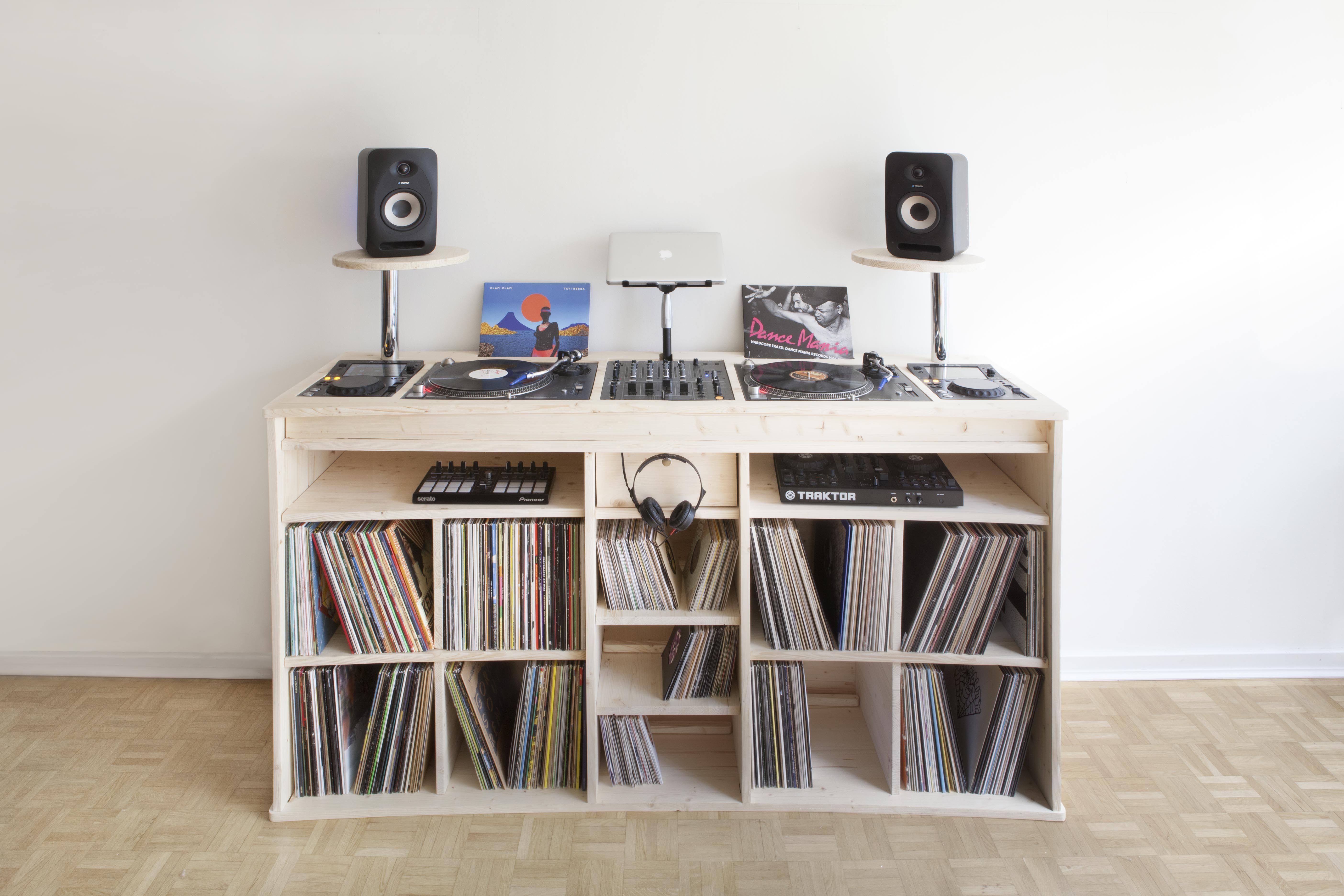premier meuble made in estis pour les dj et professionnels de la ... - Meuble Dj Design