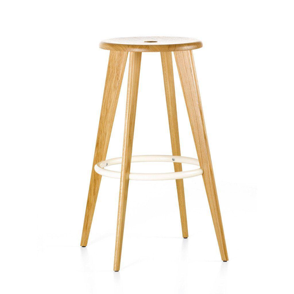 Tabouret Haut Stool by Vitra Bar stools, High stool, Stool