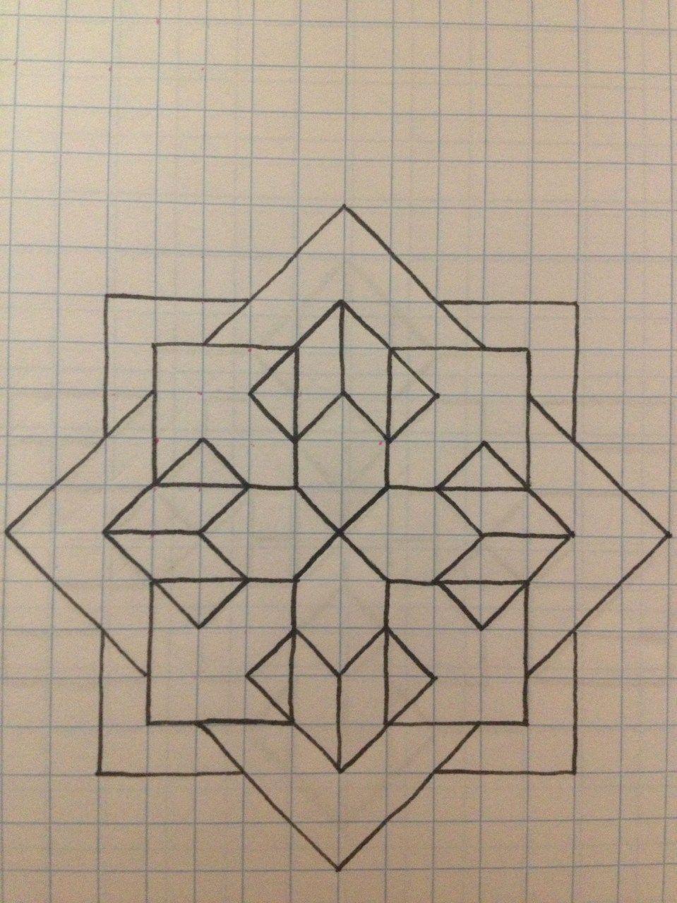 Linienspirale Zeichnungen Mitgoldene Mitspirale
