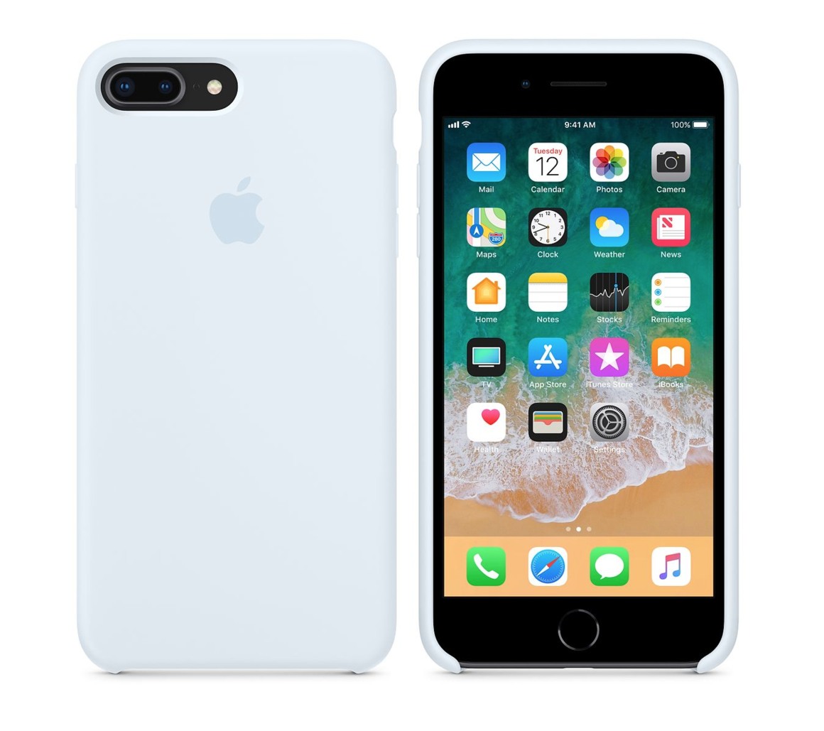 cover iphone 7 plus silicone apple originale
