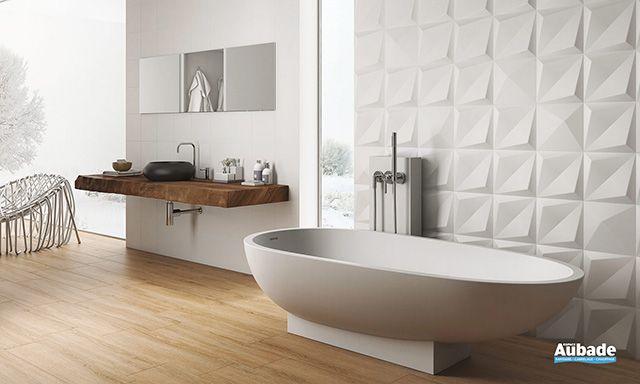 Faïence contemporaine Shape de Dune Salle de bain Pinterest