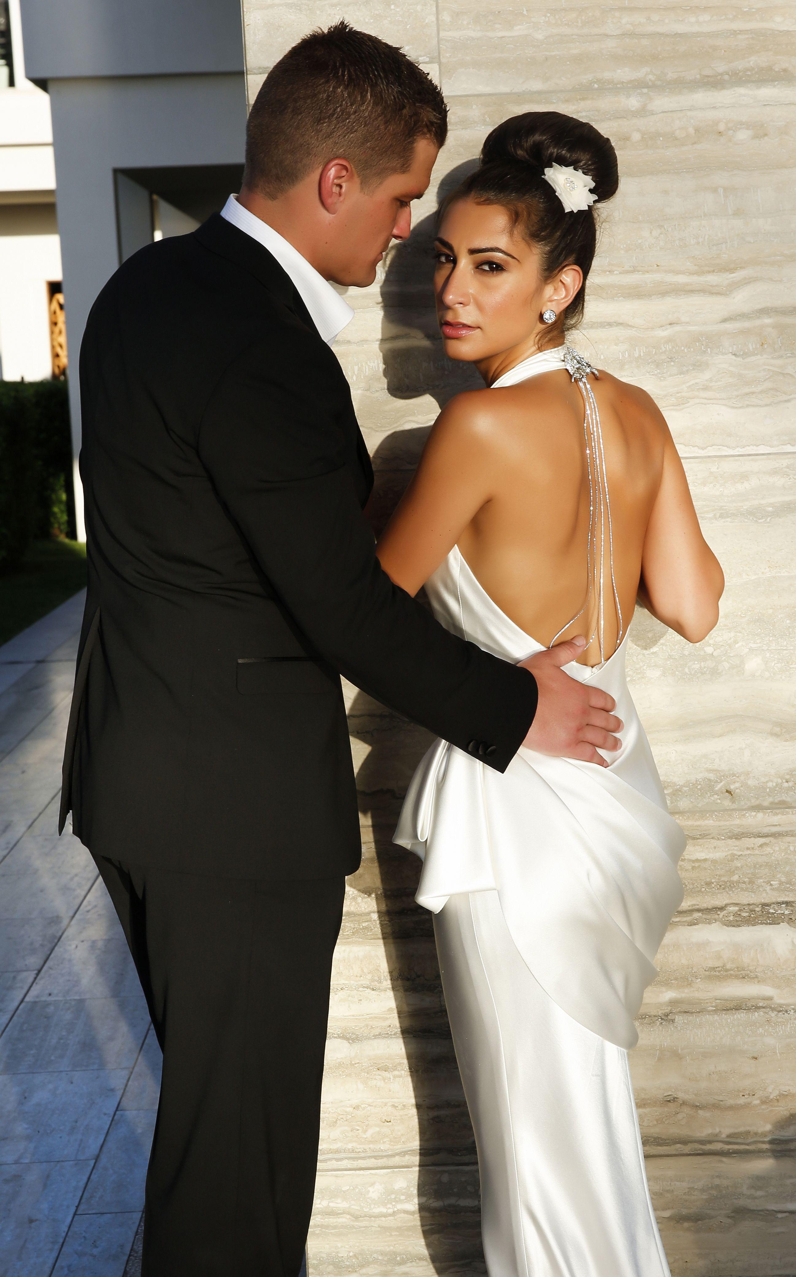 "#theluxuryweddingsource, #GOWS, #weddingstyle ""Grace Ormonde Wedding Style Cover Option 9"""