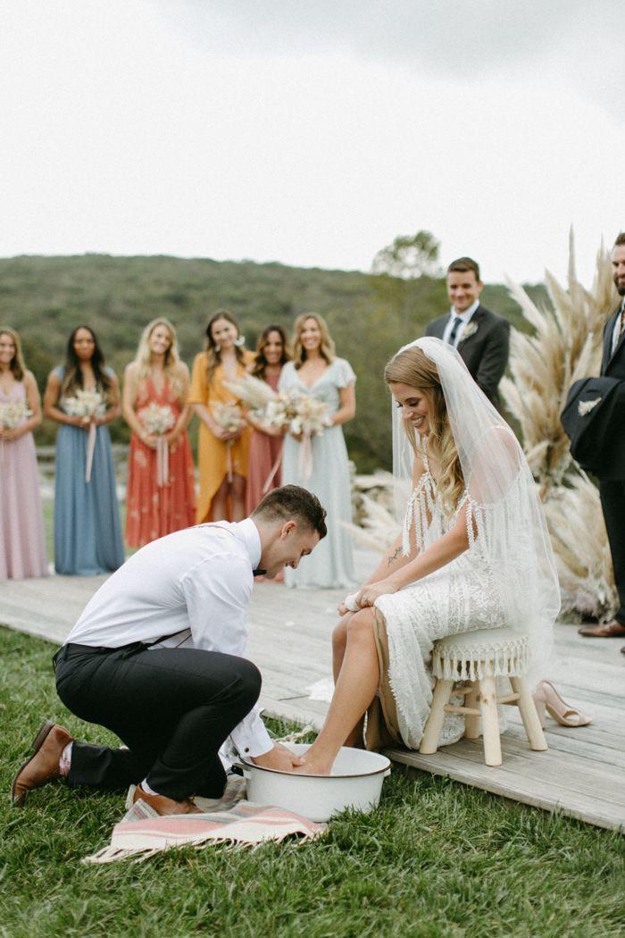 Boho-Inspired Mountain Wedding at Eldermann's Overlook ...