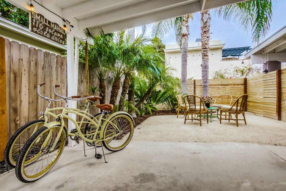 California bikes beaches and family fun the solana