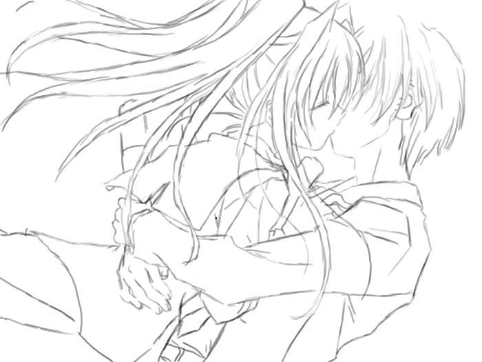 anime couple coloring pages pertaining to really encourage in coloring picture cool coloring