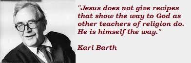 Karl Barth Quotes | Quotations via Relatably.com
