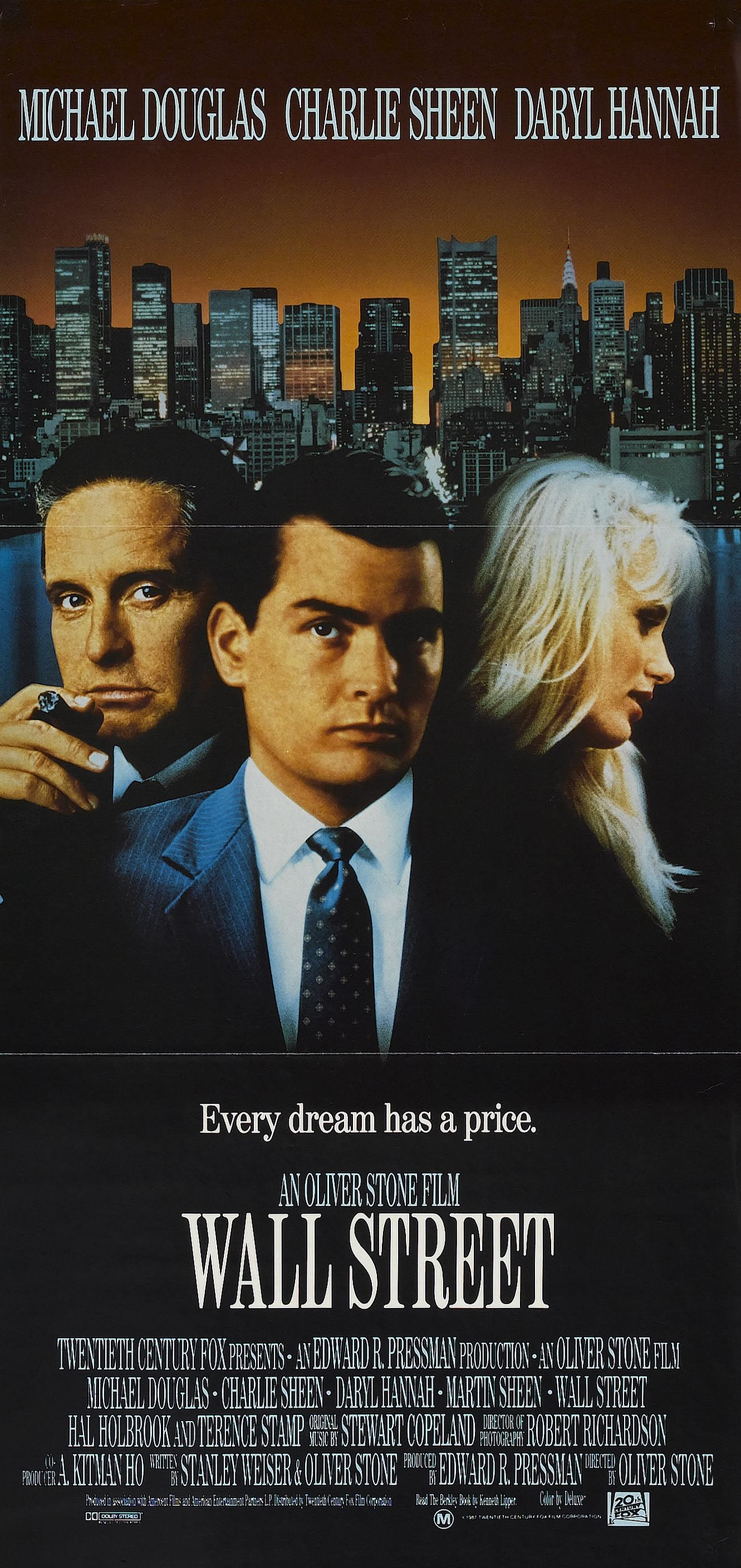 Wall Street 1987 Country United States Director Oliver