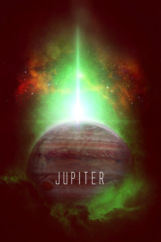 Photo of Planet Jupiter Poster