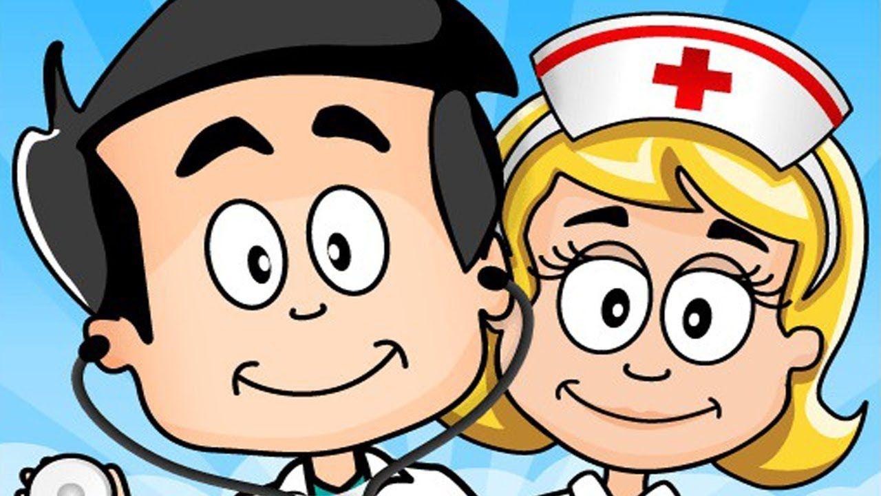 Fun baby care kids games doctor kids learn to take