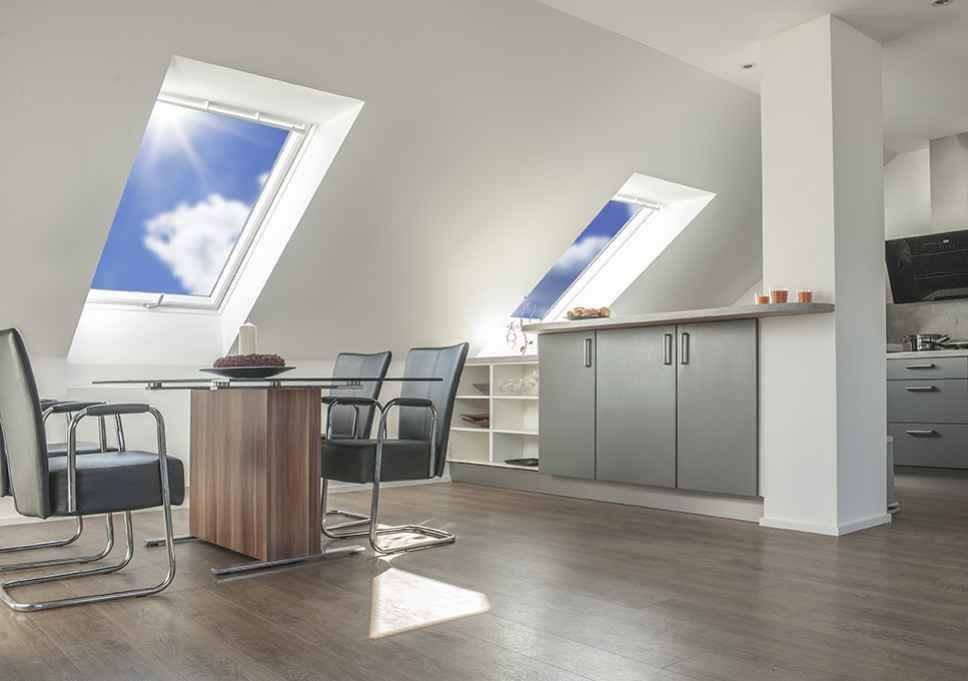 Fensterbauer Düsseldorf sehen sie hier fotos einem dachgeschossausbau in hilden bei