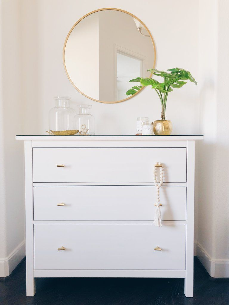 Best Super Simple Ikea Target Makeover In 2019 Ikea Dresser 400 x 300