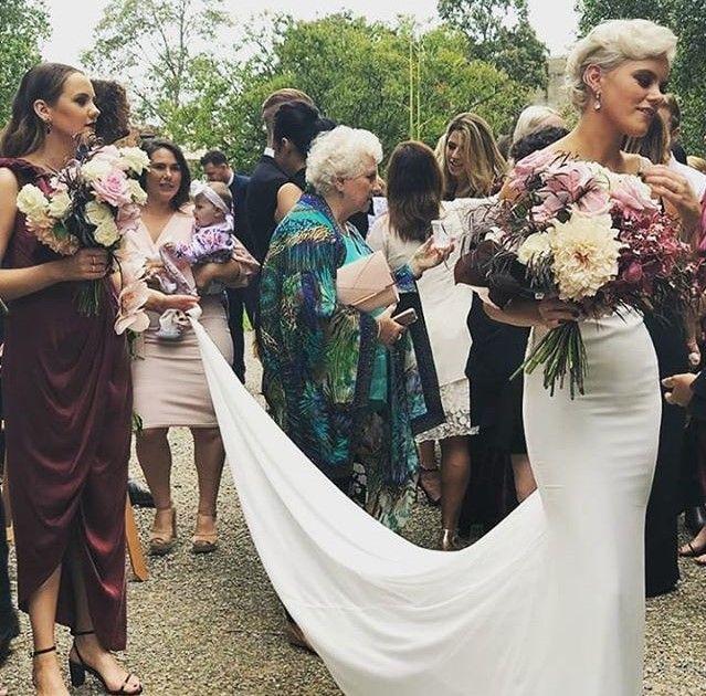 Taya Smith's Wedding To Ben Gaukrodger March 23, 2018